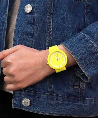 【豊富なカラー】 シリコンベルトウォッチ / ユニセックス腕時計 レディース