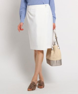 【洗える】キルナジャージ巻きスカート