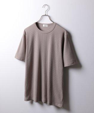 【吸湿速乾】サーマル半袖Tシャツ