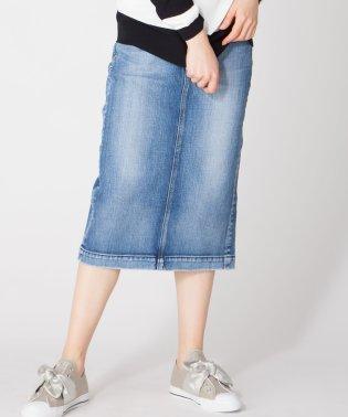 【YANUK/Pencil Skirt】タイトスカート