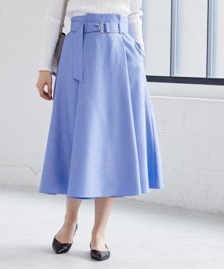 【水洗い可】オザワルツマーメイドフレアスカート