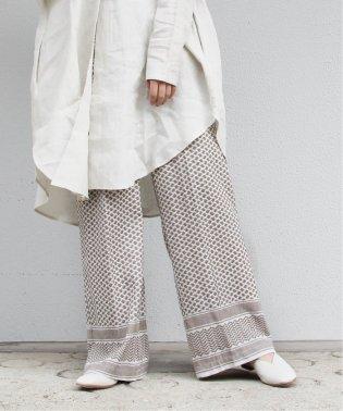 【CECILIE COPENHAGEN /セシリーコペンハーゲン 】 BASIC TROUSERS:パンツ