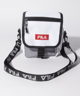 【FILA】フィラ ロゴテープミニショルダーバッグ