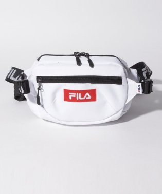 【FILA】フィラ ロゴテープウエストバッグ