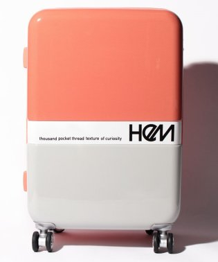 【HeM】 スーツケース フラスコ M