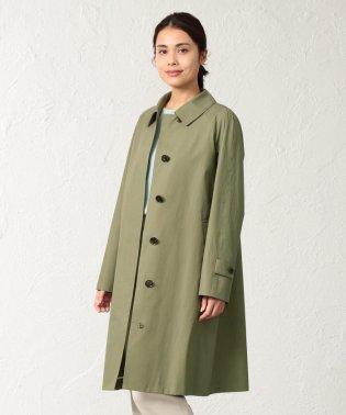 <Spring Coat>ベンタイルOXステンカラーコート
