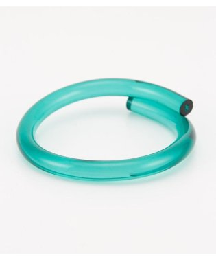 CLEAR TUBE ACRYL BANGLE