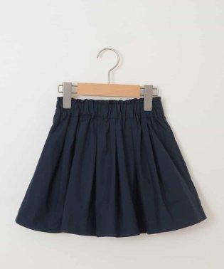 [160]インナーパンツ付きカラーギャザースカート[WEB限定サイズ]