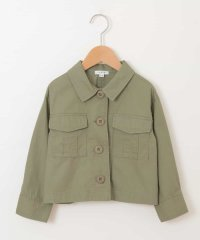 [140-150]ミリタリーシャツジャケット