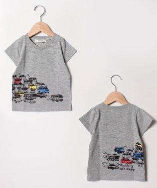 車半袖Tシャツ