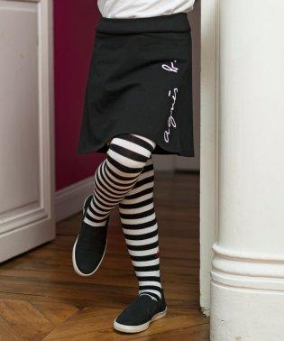 S035 E JUPE ロゴスカート