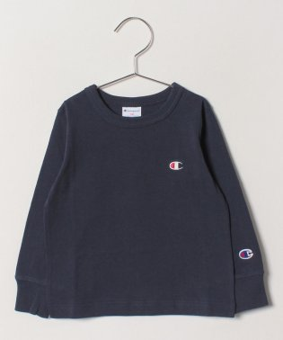 【Champion】ONE POINT L/S TEE