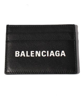 【BALENCIAGA】カードケース/EVERYDAY MULTI CARD【NERO】