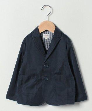 【セットアップ対応商品】ポリストレッチテーラードジャケット