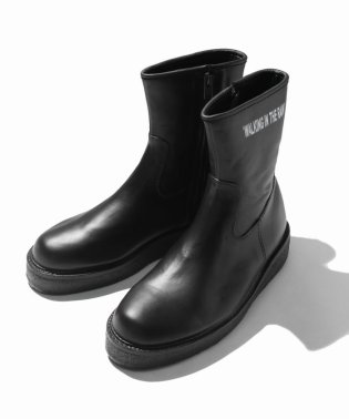 KIDS LOVE GAITE / キッズ ラブ ゲイト : Rubber Side Zip Boots