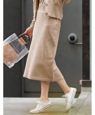 PBT天竺編みタイトスカート
