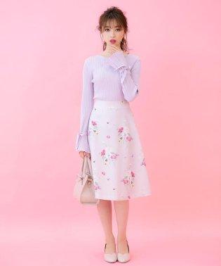 ポピーグログランスカート