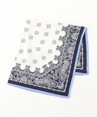 バンダナプリントスカーフ