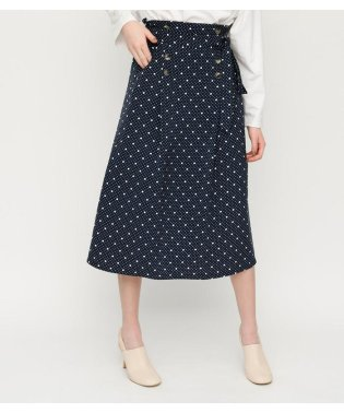 GRID DOTS DOUBLE BUTTON M/SK