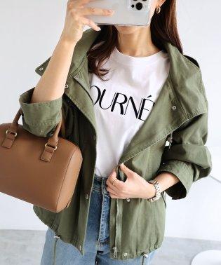【E-6】チノツイル マウンテンパーカー ジャケット