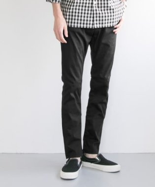 japan made slim trousers