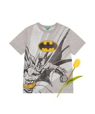 【DCコミックスコラボ】ジャスティス・リーグTシャツ・カットソー