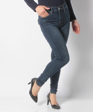 310 SHAPING SUPER SKINNY INDIGO CANVAS