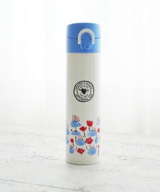 サーモス/ワンタッチスリムボトル 400ml/エディット・キャロン