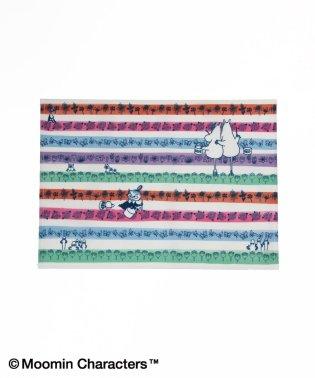 Moomin×Afternoon Tea/ボーダーラミネートランチョンマット