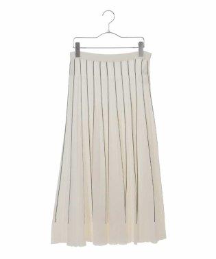 【洗える】プリーツニットスカート