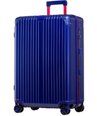 【BOTUNG】スーツケース LL 大型 TSAロック 超軽量 ダブルキャスター 8輪 アルミ風