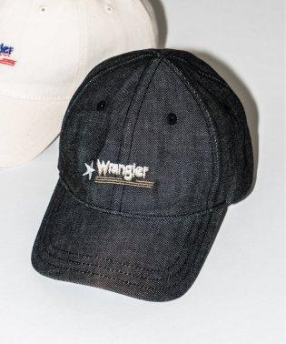 WRANGLER×STA-WEST'S×EDIFICE 25th ライトオンスデニムキャップ