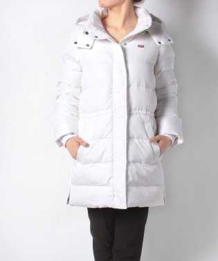 KERRI PUFFER BRIGHT WHITE