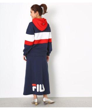 FILA × PEAC スウェットスカート