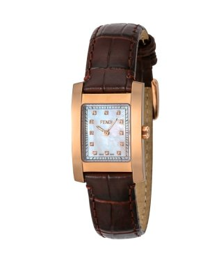 フェンディ 腕時計 F704242D