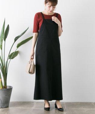 【UR】サロペットスカート