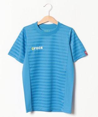 CROCSシャドーボーダー半袖Tシャツ