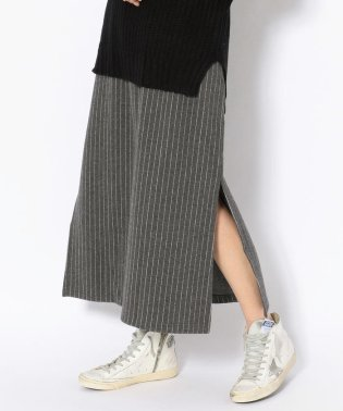 DROIT BELLO(ドロイトベロ)ストライプジャガードSKT/スカート