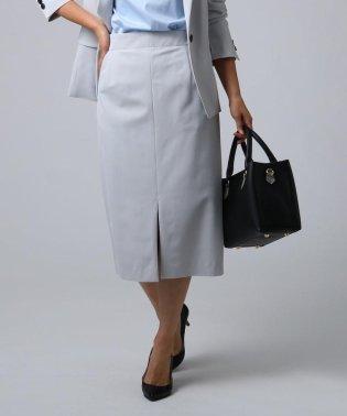 ◆ストレッチナロースリットスカート