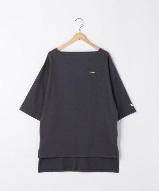 【1M】ドライビッグシルエットロゴTシャツ