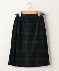 O'NEIL OF DUBLIN:ウール キルト スカート(140cm)