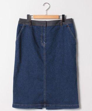 【Lサイズ企画】デニムタイトスカート