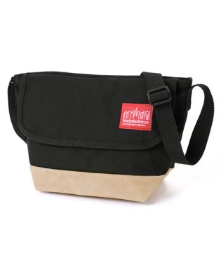 Suede Fabric Casual Messenger Bag