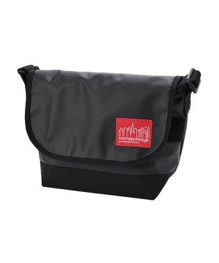 Matte Vinyl Casual Messenger Bag JR