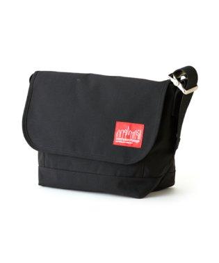 Front Pocket PVC Vintage Messenger Bag JR