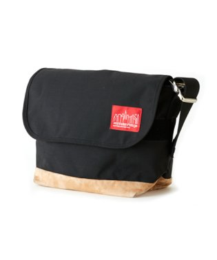 Suede Fabric Vintage Messenger Bag JR