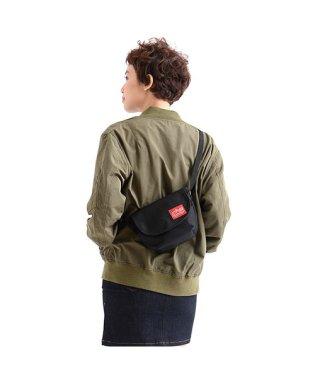 Mini Nylon Messenger Bag