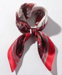 馬車柄スカーフ(9R18-ST6374)