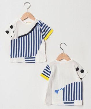 シマウマTシャツ
