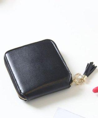 スクエアフォールディングウォレットファッションレディース韓国安い二つ折り財布かわいい使いやすい シンプル【vl-5194】